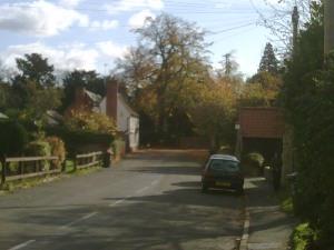 Hinxton High Street